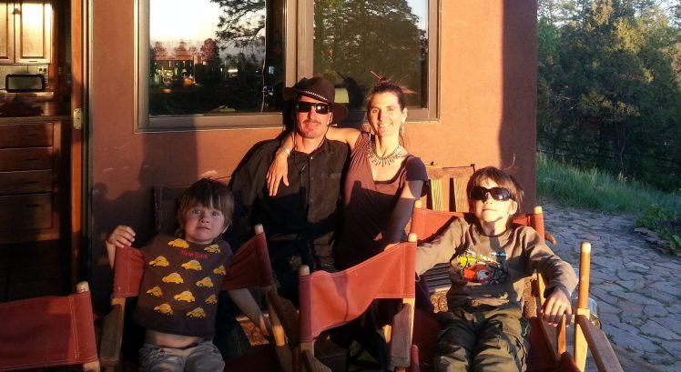 Pieter & Charlotte & Kids