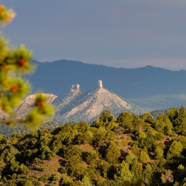Tara Mandala View Chimney Rock